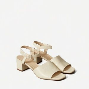 Everlane Block Heel Sandals
